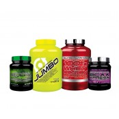 Mass Gainer Stack - Premium